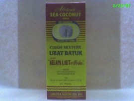 African Sea Coconut Cough Syrup
